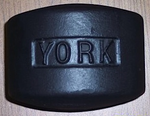 York Legacy Blob